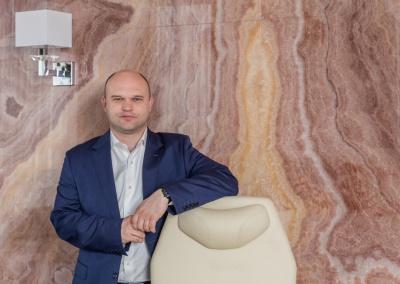 Демчишин Алексей Михайлович, генеральный директор ООО «Карелия Палп»